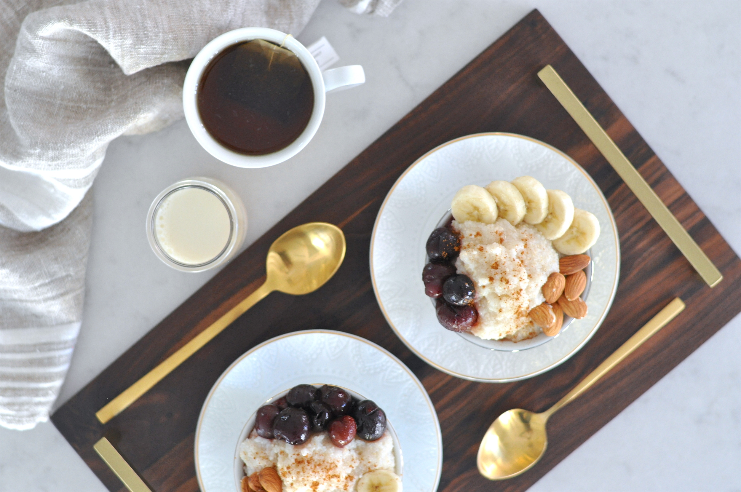 Erin Stanczyk | Lifestyle Design | eat.move.rest. | Three Bears Porridge: The Perfect Late-Night Snack To Help You Sleep Better