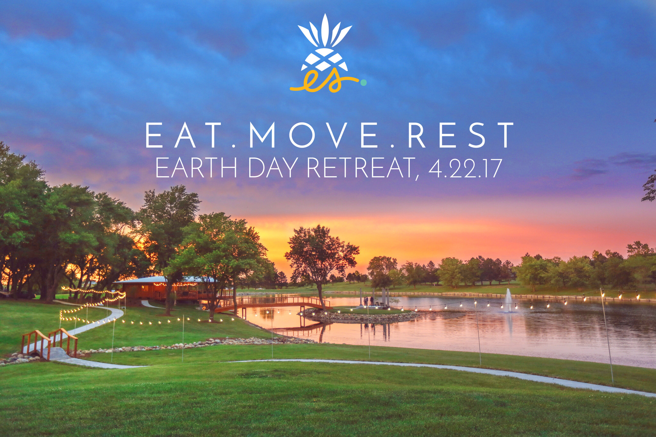 EatMoveRest Earth Day Retreat, April 22, 2017