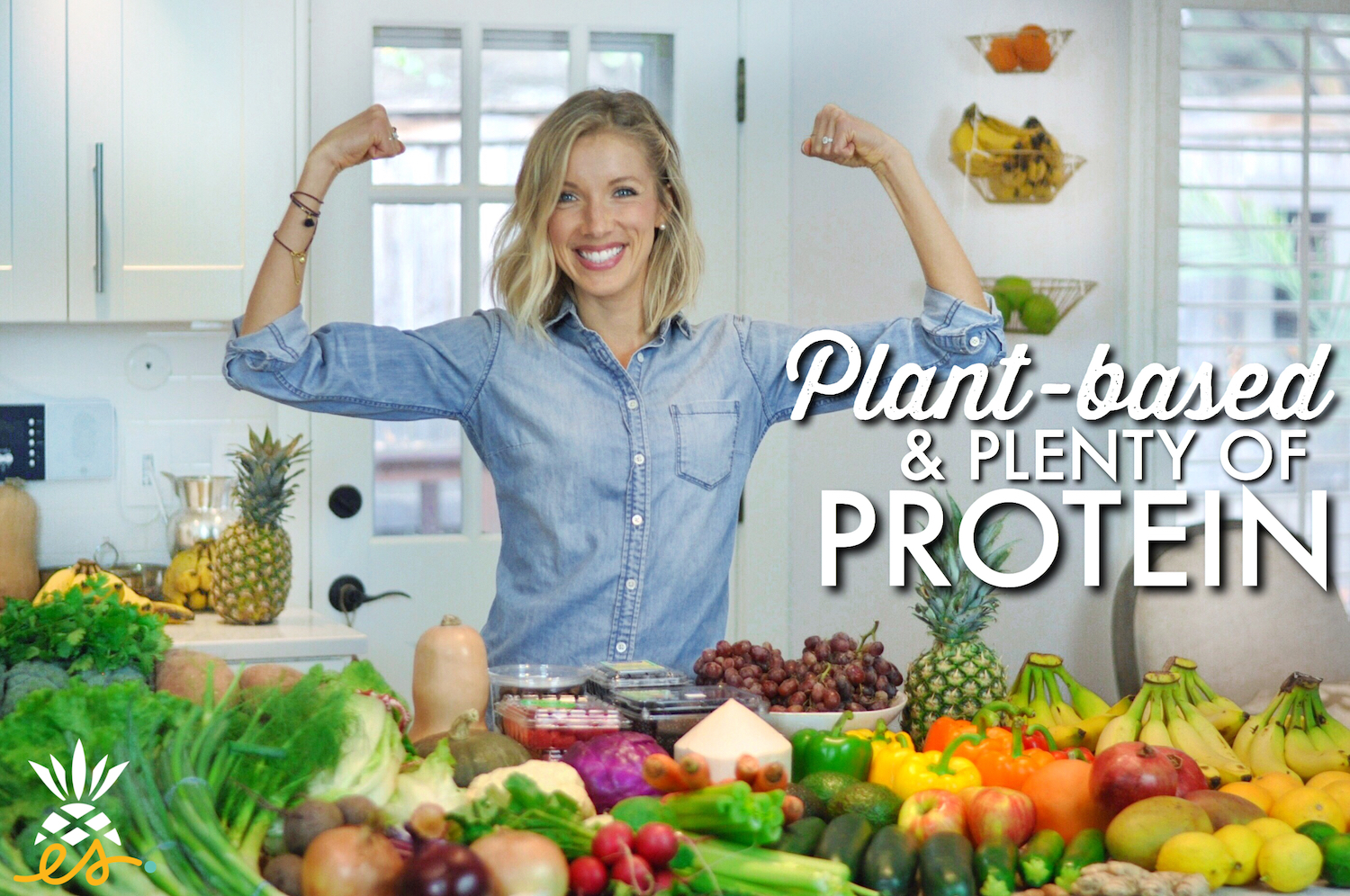 Erin Stanczyk | Lifestyle Design | eat.move.rest. | PLANT-BASED, PLANT-POWERED, PLANT-STRONG: WHERE DO YOU GET YOUR PROTEIN?