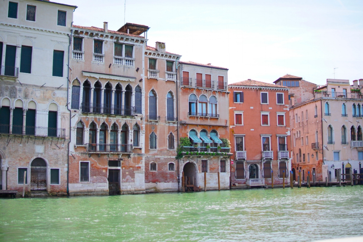 VENICE - A CITY ON WATER
