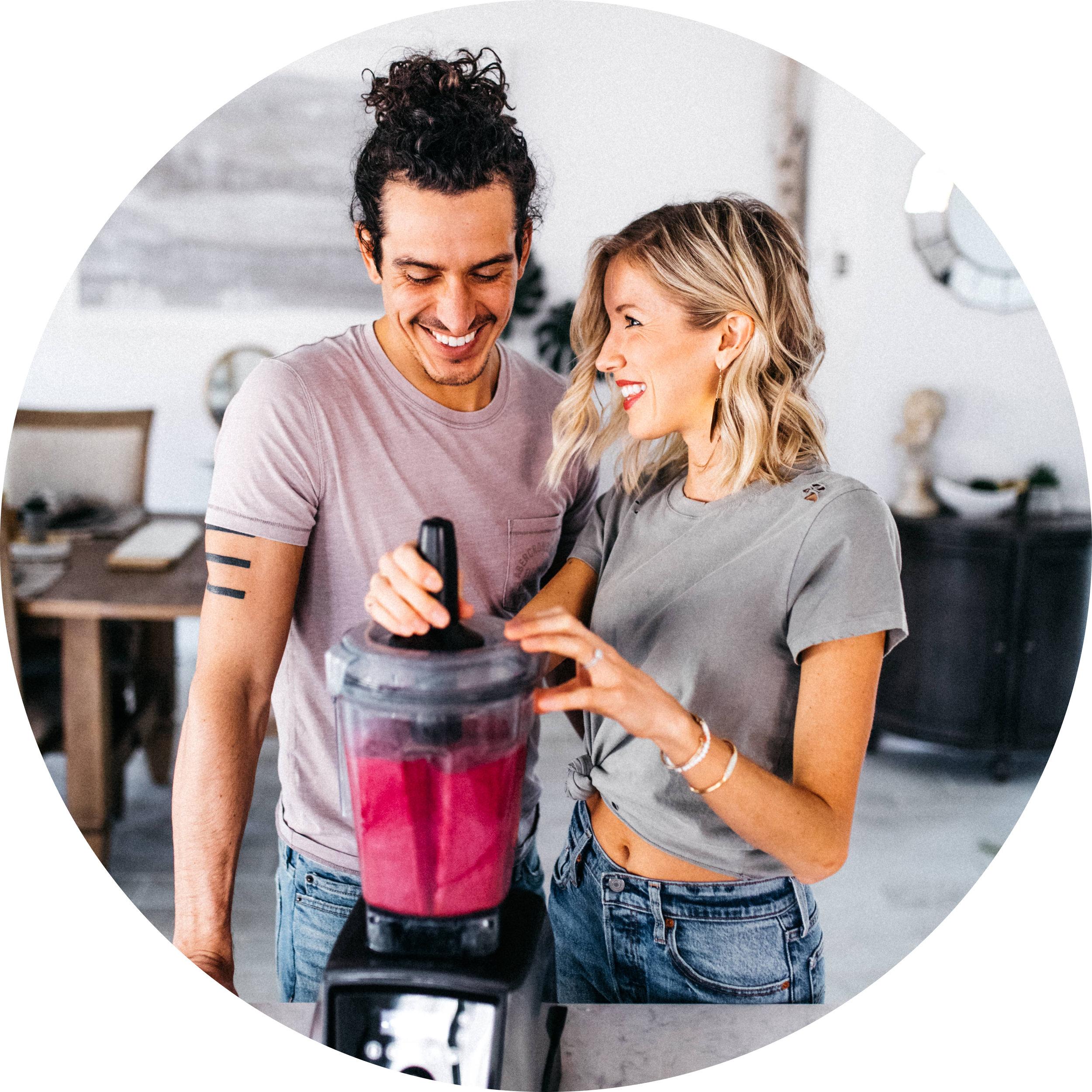 Dusty & Erin Stanczyk | EatMoveRest