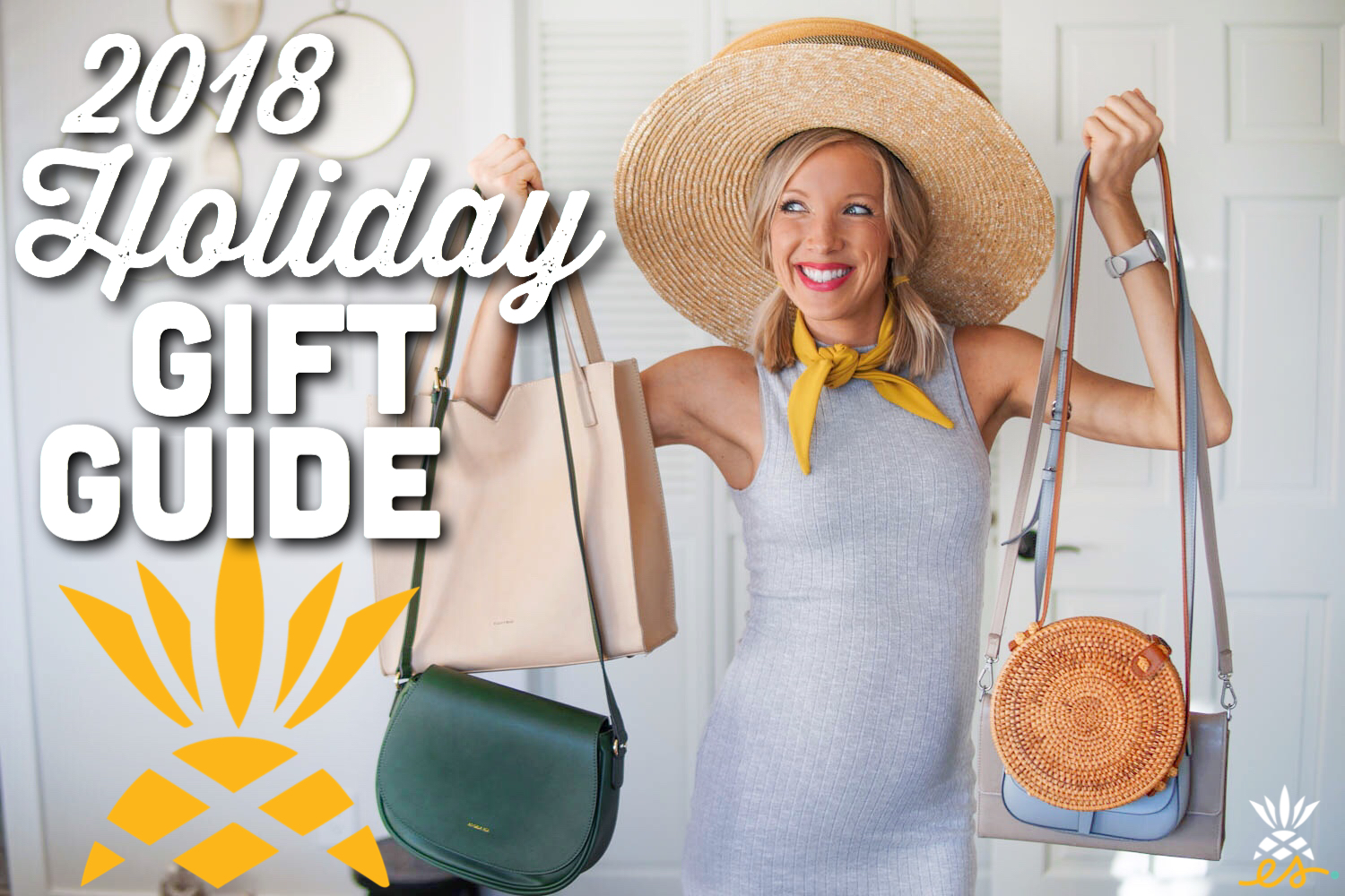 Erin Stanczyk | EatMoveRest | 2018 Conscious Consumer Holiday Gift Guide