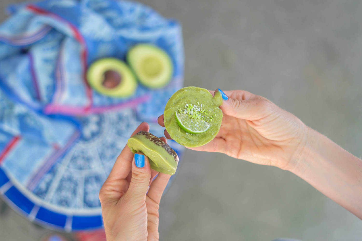 EatMoveRest.com | Raw Vegan Avocado Key Lime Pie | by Erin Stanczyk