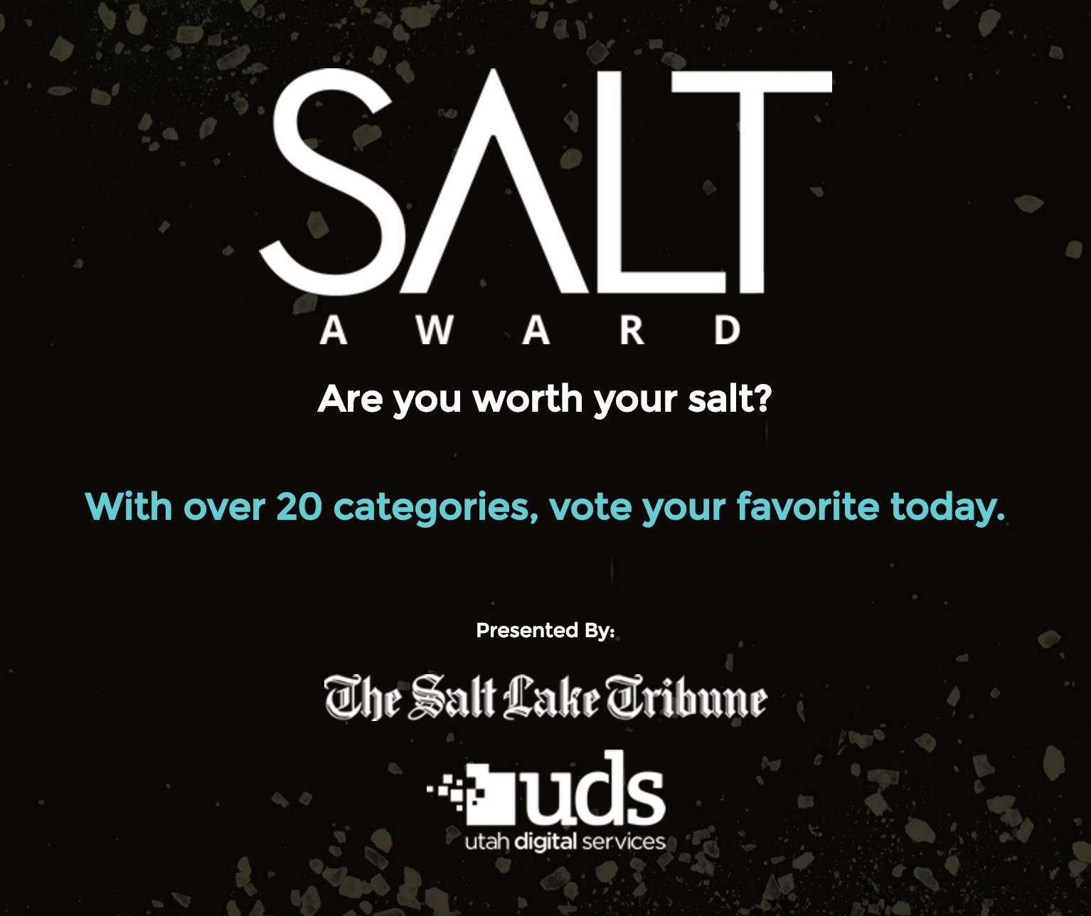 salt lake tribune salt awards