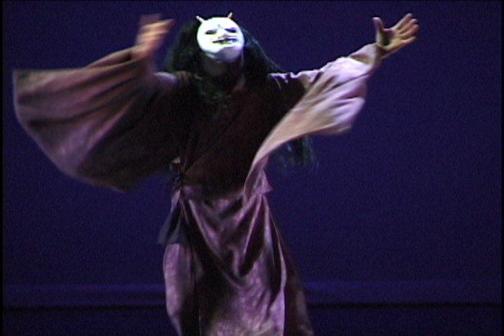 """Yass Hakoshima in """"Melan""""."""