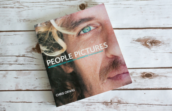work through a photography project book