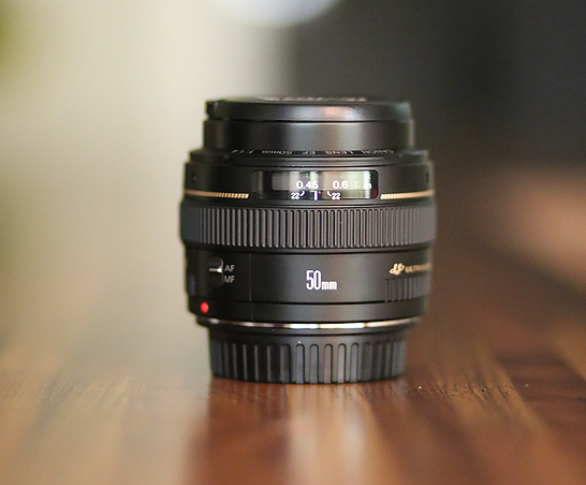 use one lens for your photography project idea