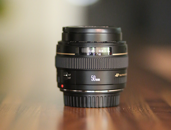 Your First Steps with a DSLR