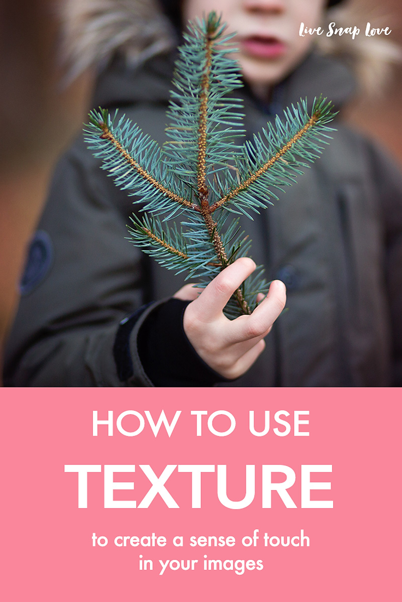 Learn the two different ways to incorporate texture into your image to add an extra dimension to your images, along with some tips for how to make it look fabulous!