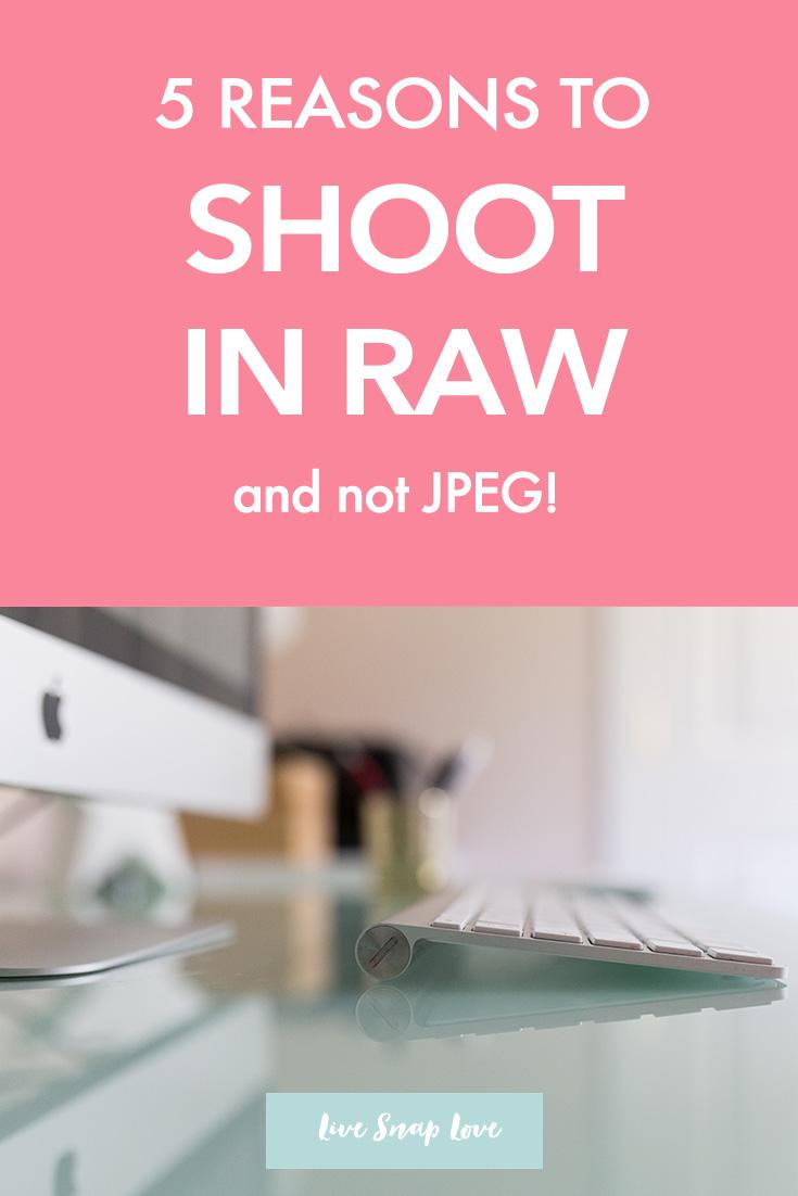 Photography Tips | Editing Tips | RAW vs JPEG