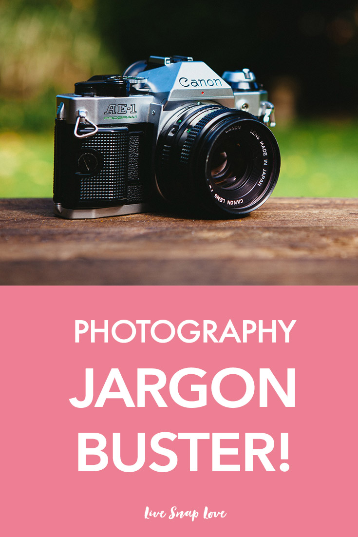 Beginner Photography Tutorial | Photography Jargon Buster