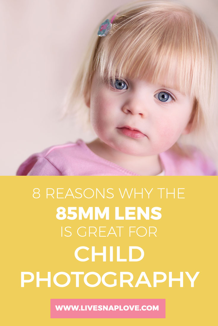 Photography Tips | Camera Gear | Canon 85mm Lens | Child Photography
