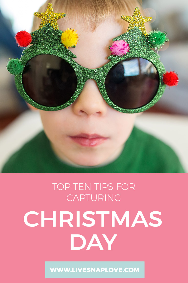 Christmas Photography Tips - How to Capture Christmas Day