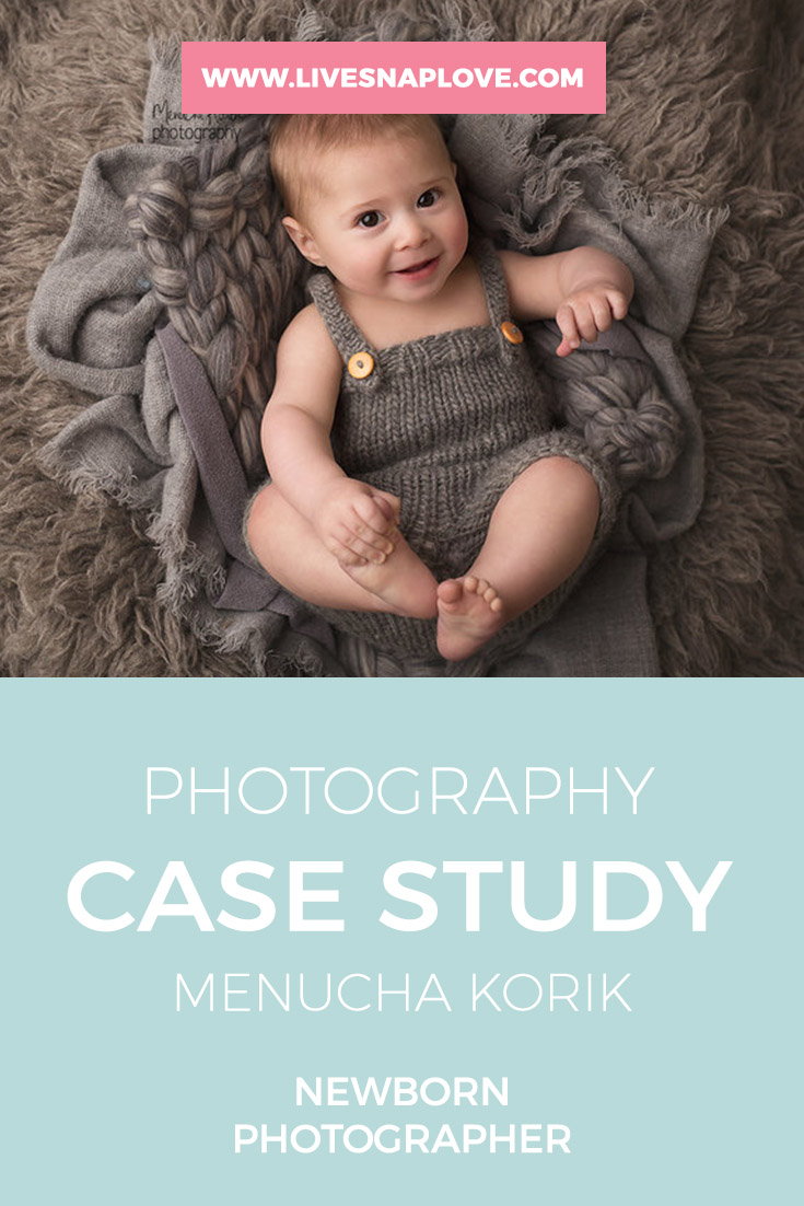 Photography Case Study | Photographer Interview | Newborn Photography