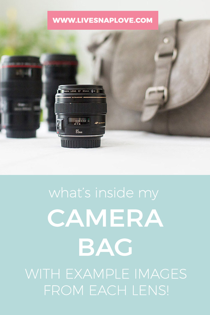 Photography Tip | Camera Gear | Images by Lens