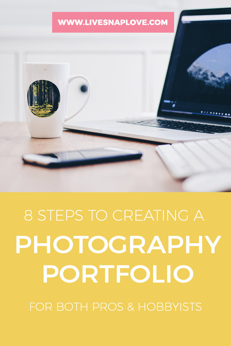 Photography Tip | How to Create a Photography Portfolio