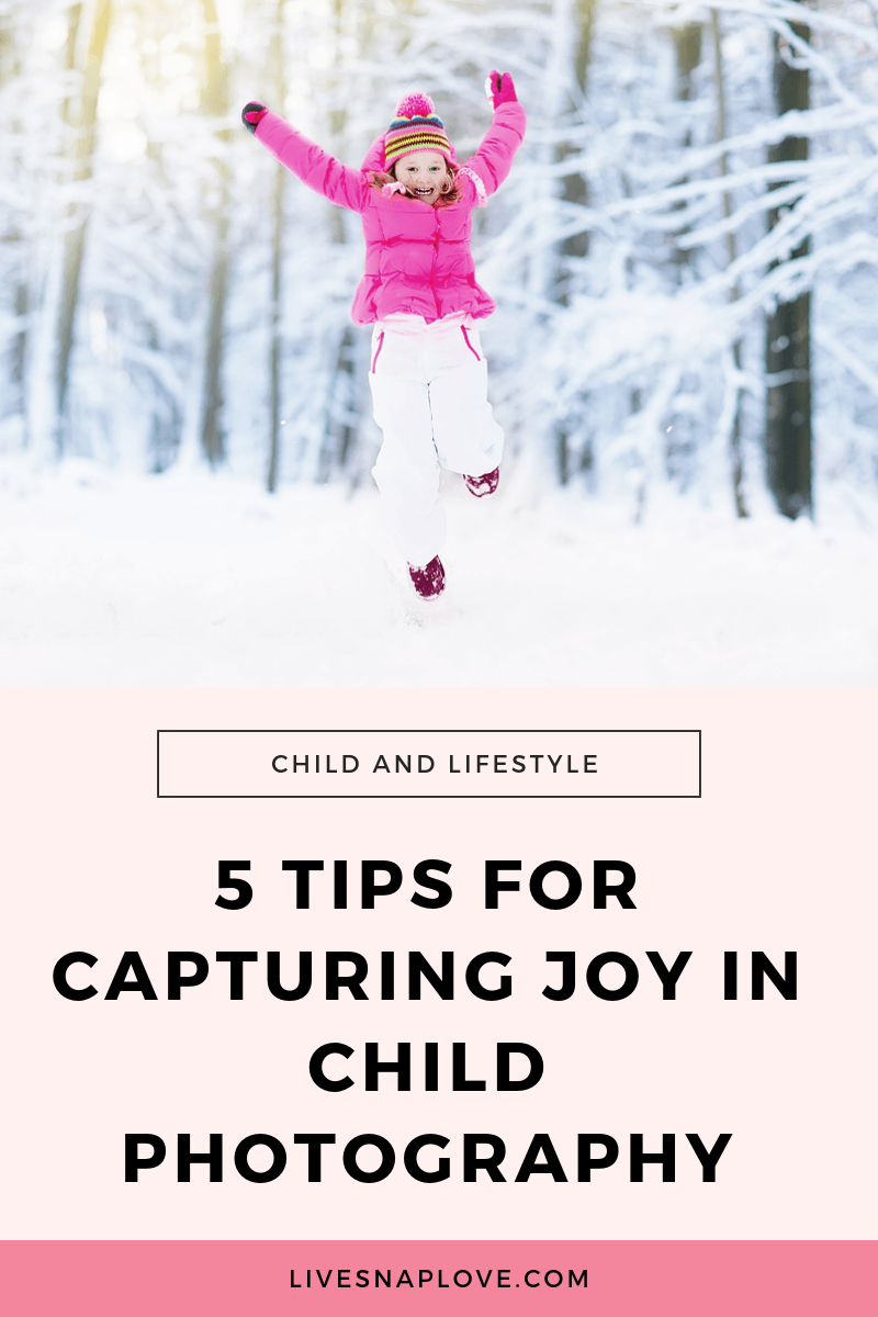 Learn photography tips and tricks for capturing your children when they are happy and joyful! | Child Photography Tips | Lifestyle Photography Tips