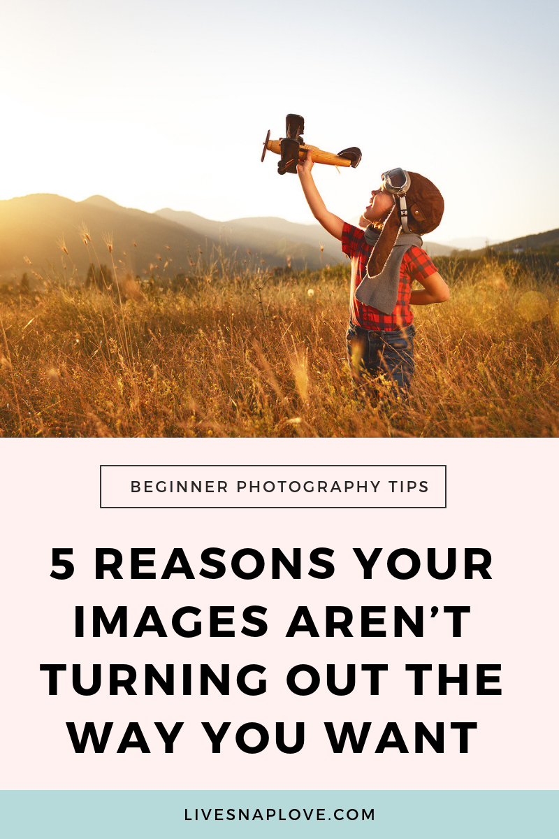 Learn why your images suck, and how to get better photos! | Beginner Photography Tips
