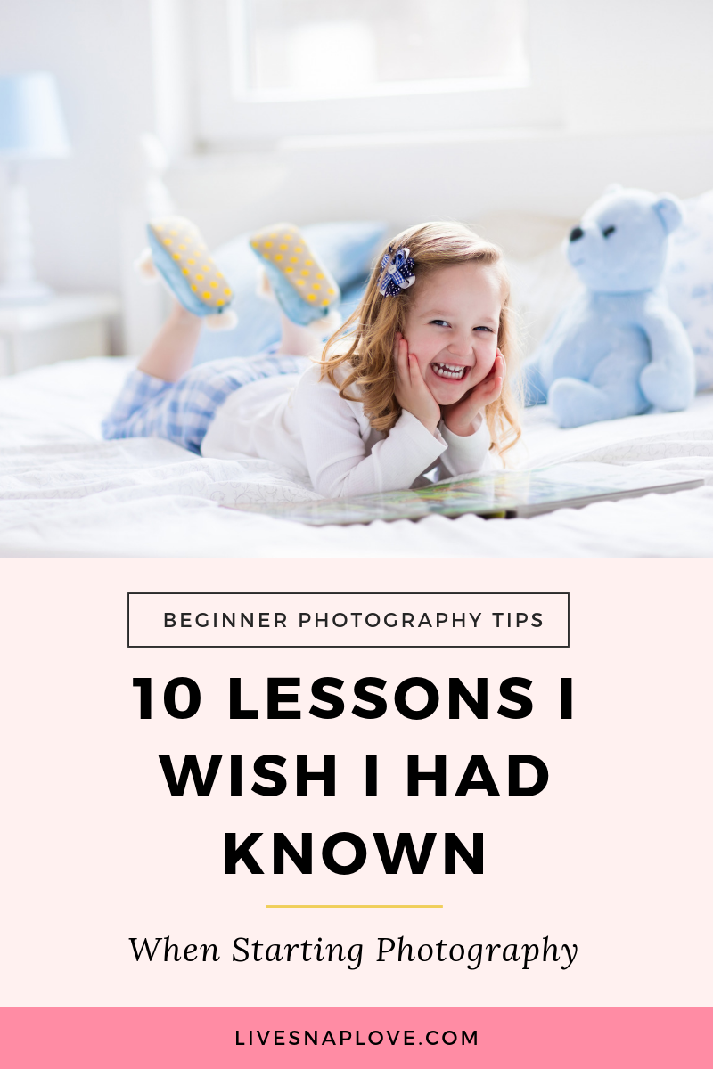 Learn how to take better photos by learning from my mistakes with 10 must-read photography lessons | Photography Tips for Beginners