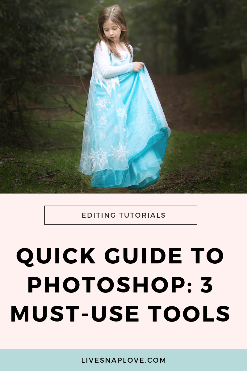 Learn how to use Photoshop in this photoshop tutorial for beginners. Grab a photoshop cheat sheet at the same time! | Photoshop for beginners | Editing