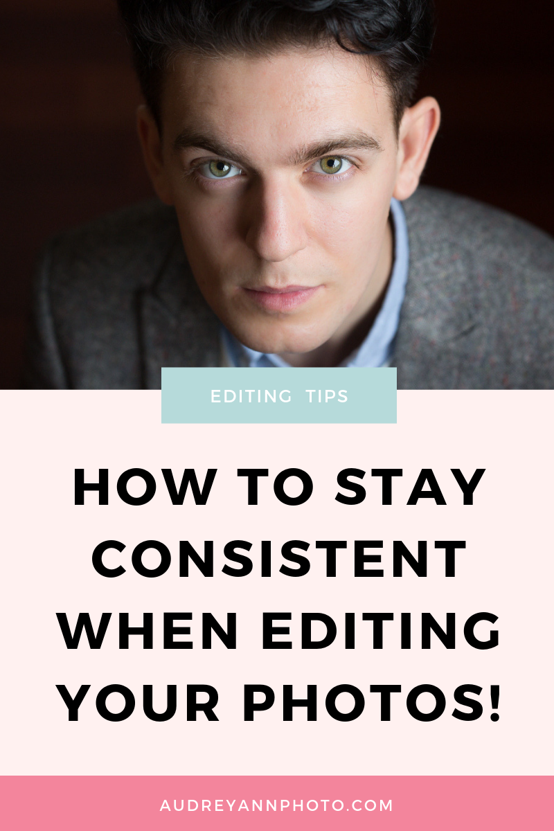 Do you struggle to keep your photo editing styles looking consistent? Then give this photography editing tutorial a read and get 5 tips for staying consistent when editing in Lightroom! #lightroom #photoediting