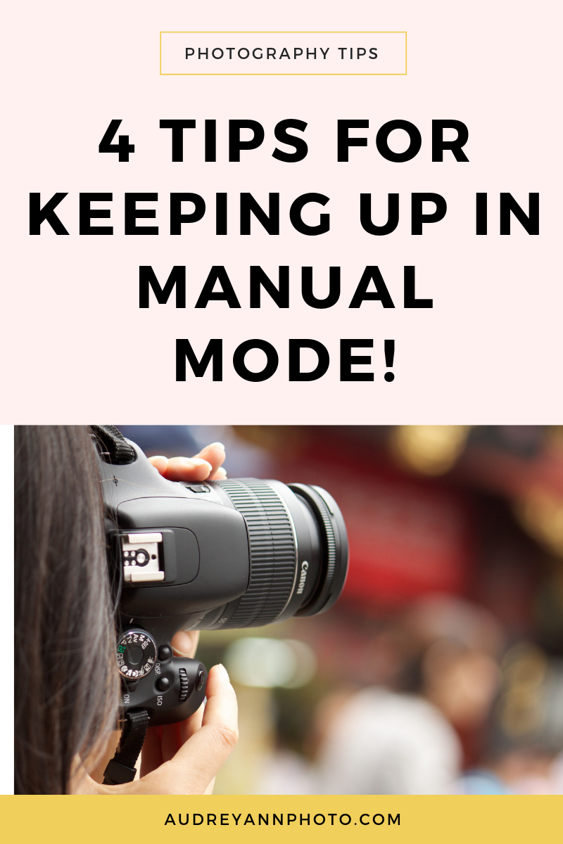 Shooting in manual mode for beginners - how to keep up when shooting in manual mode so you don't miss capturing the moment!  Plus grab a manual mode cheat sheet to help you choose the right camera settings.