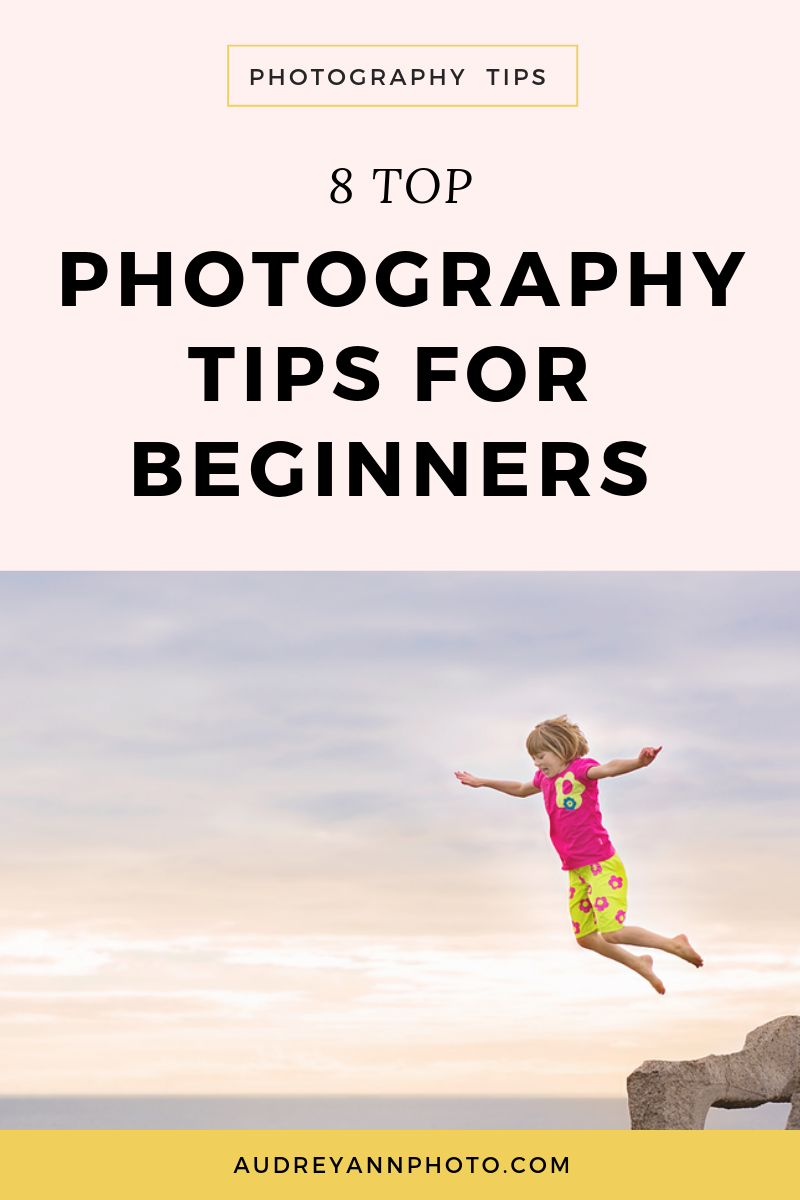 Learn how to change your camera settings with these photography tips for beginners.  With tips especially geared toward learning your DSLR for beginners, you'll be taking better photos in no time!