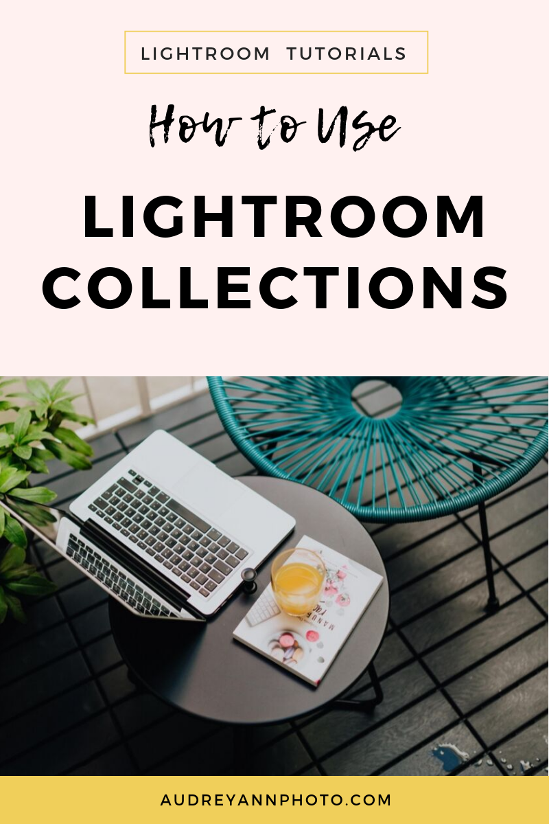 Learn how to use collections in Lightroom to get organised in this Lightroom tutorial! Get lightroom tips and tricks for staying in control of your photos, plus a lightroom cheat sheet! This lightroom for beginners tutorial will have you rocking lightroom in no time!