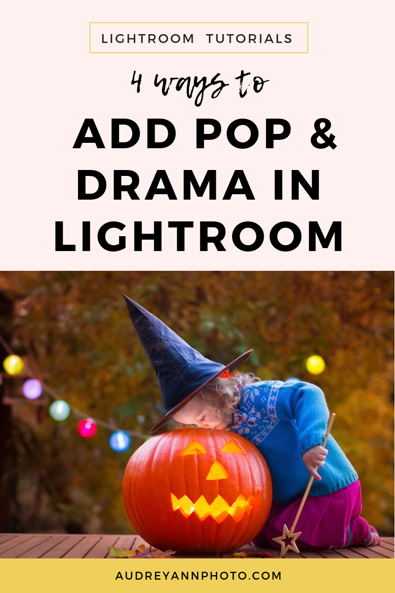 Learn how to use Lightroom to add punch and drama to your photos in this Lightroom editing tutorial.  Editing in Lightroom has never been easier with these Lightroom tips & tricks.