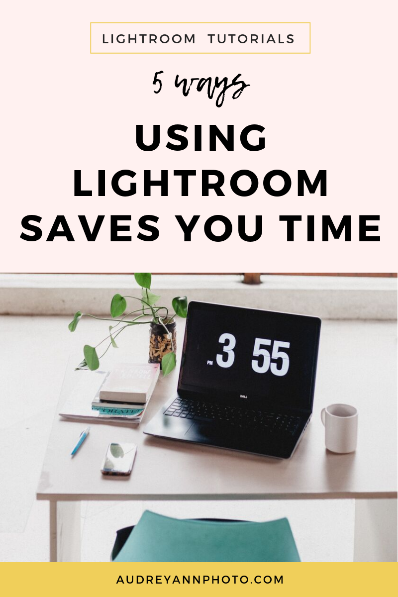 Learn how to use Lightroom to save you time each week photo editing, and organsiing your photos. These Lightroom tips and tricks will help you get a great Lightroom workflow, that helps you get more done in less time!