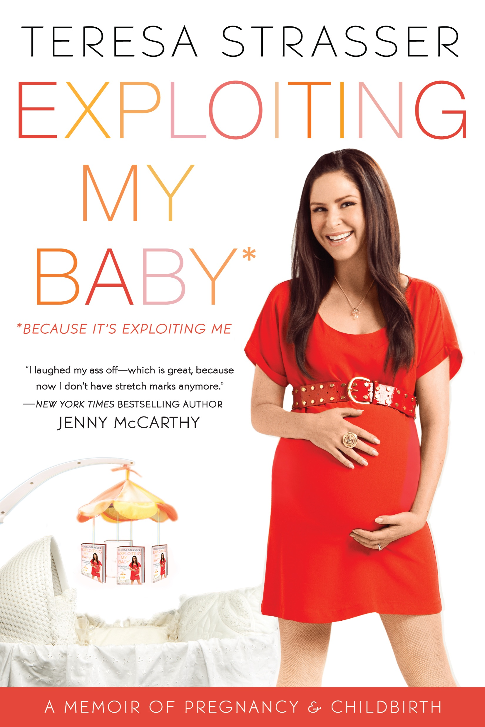 Exploiting My Baby Book Cover