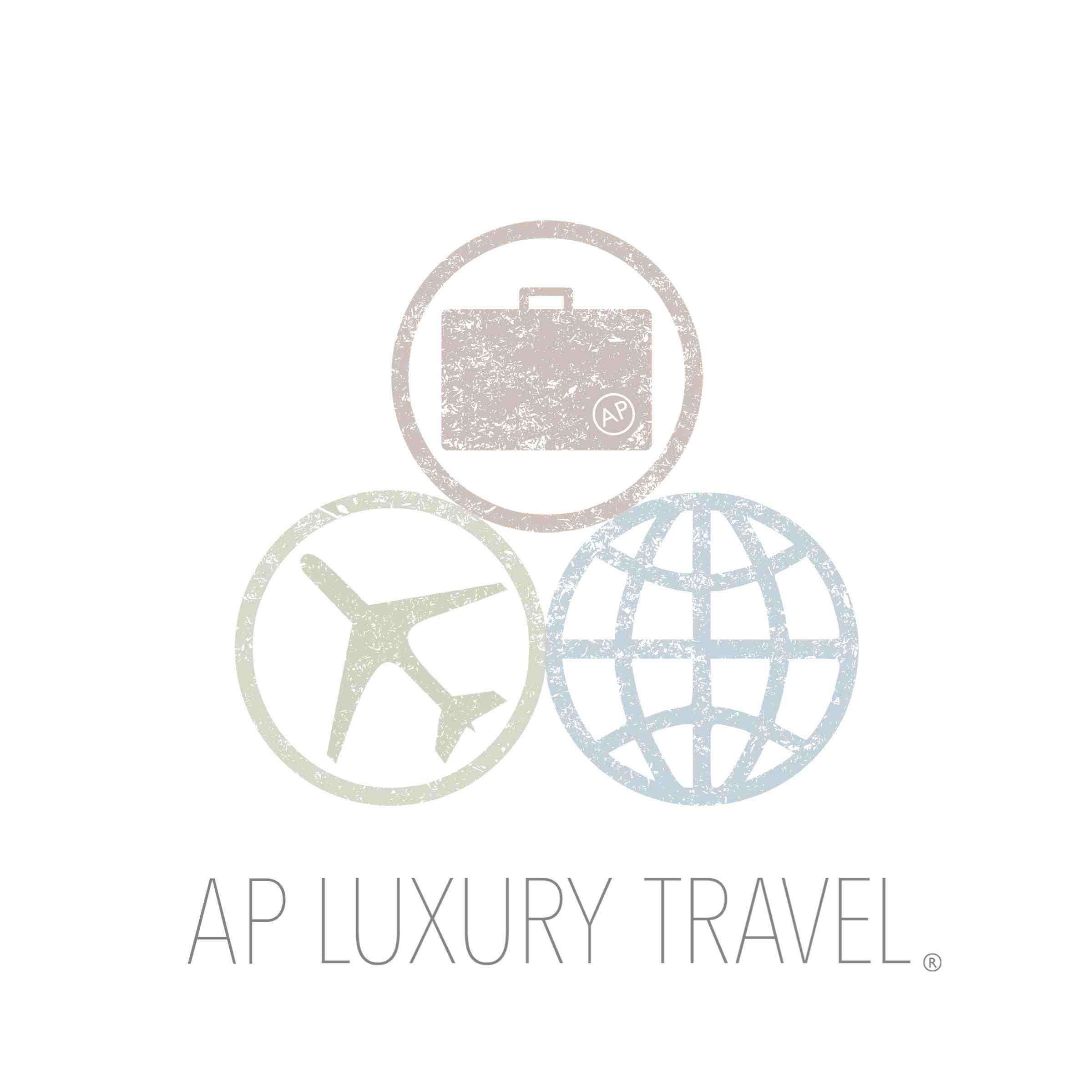 ap luxury travel logo
