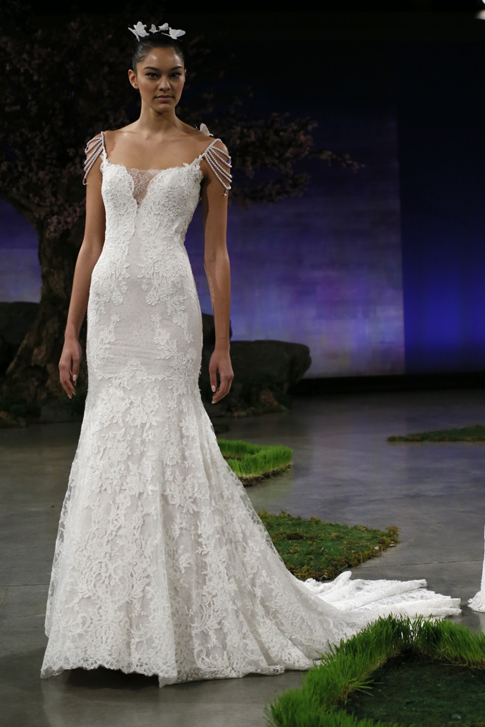 Ines Di Santo Spring 2016 Bridal Collection