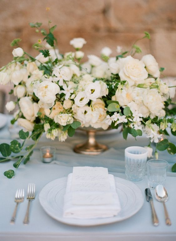 In our area, this setup would be $200+ per table. This includes your linens, florals, candles, etc. $200 x 30qty = $6,000