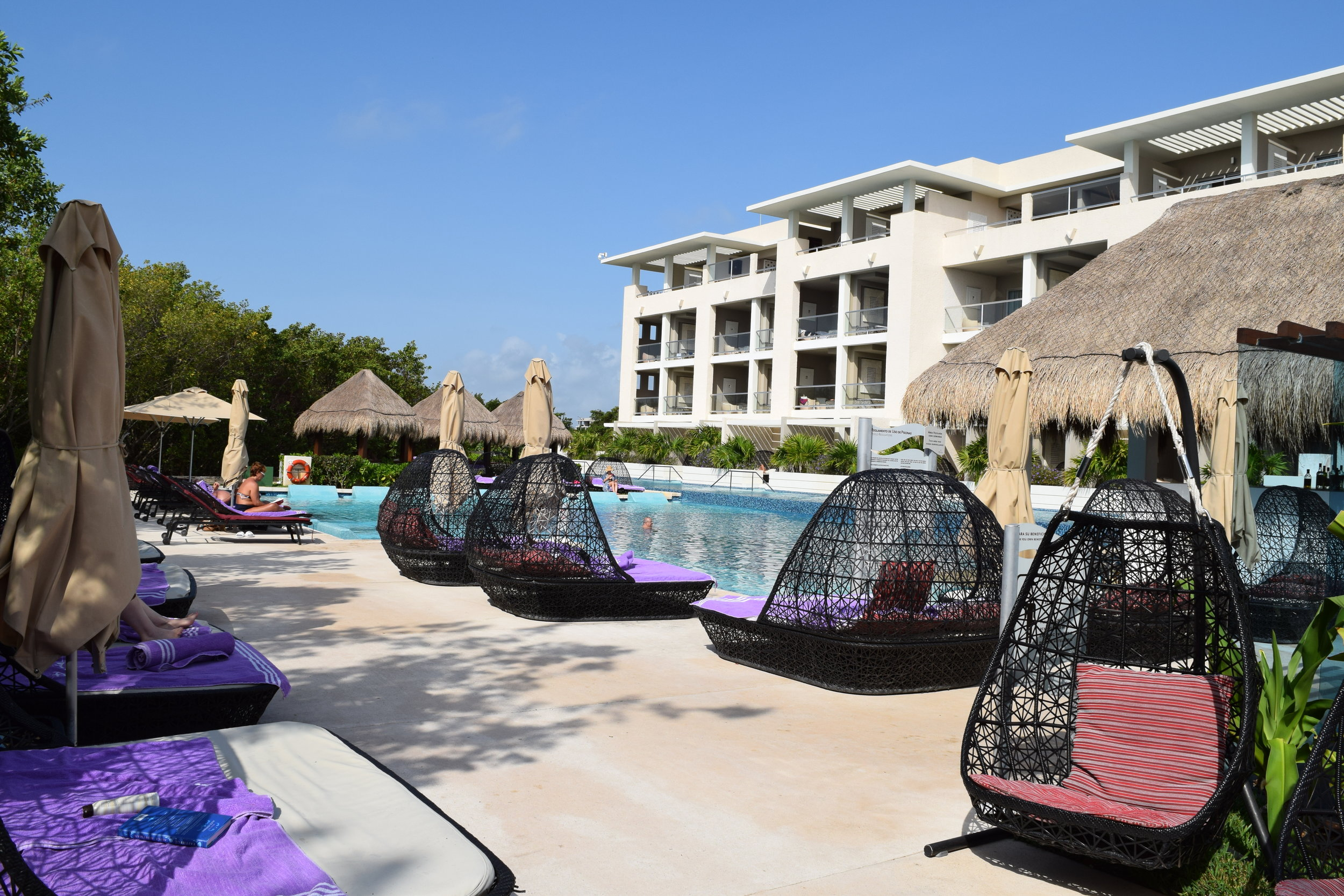 Paradisus Playa - Royal Service Pool - Destination Event Planner- Lunasa Events
