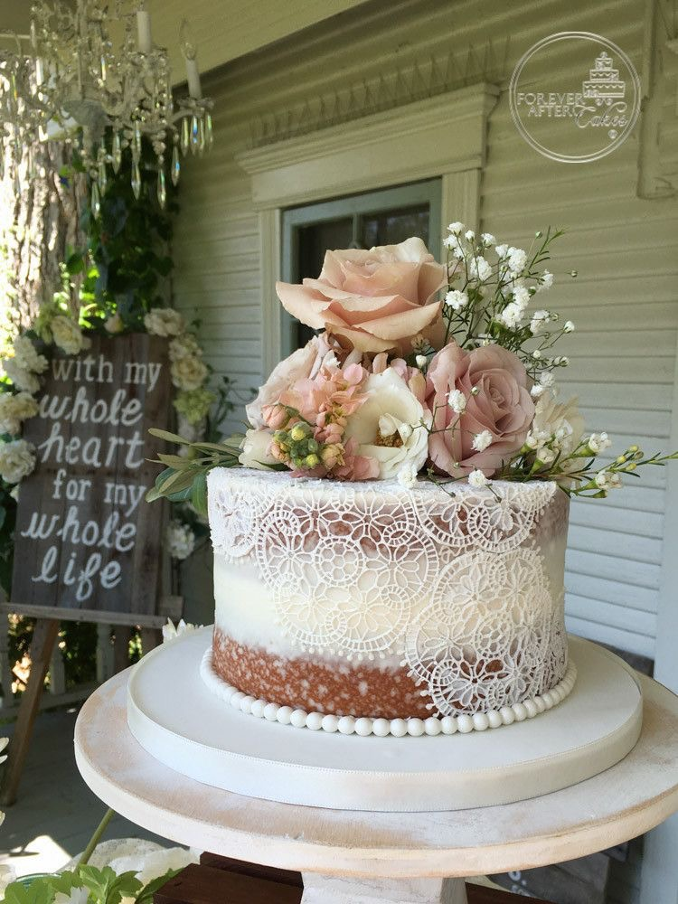 Photo Credit via:  Forever After Cakes