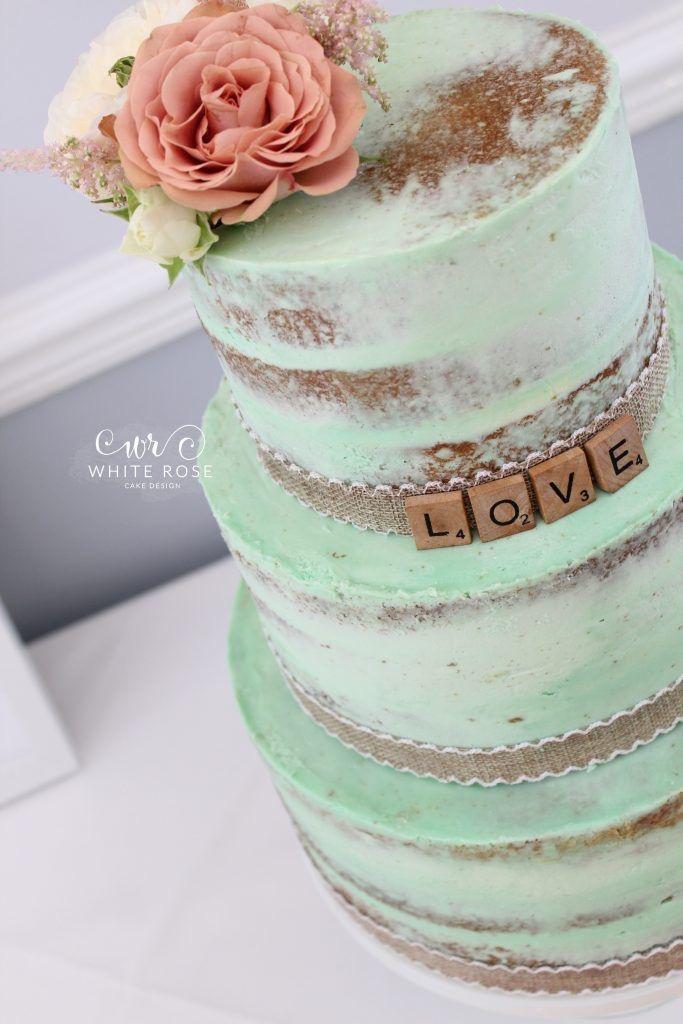 Photo Credit via:  White Rose Cake Design