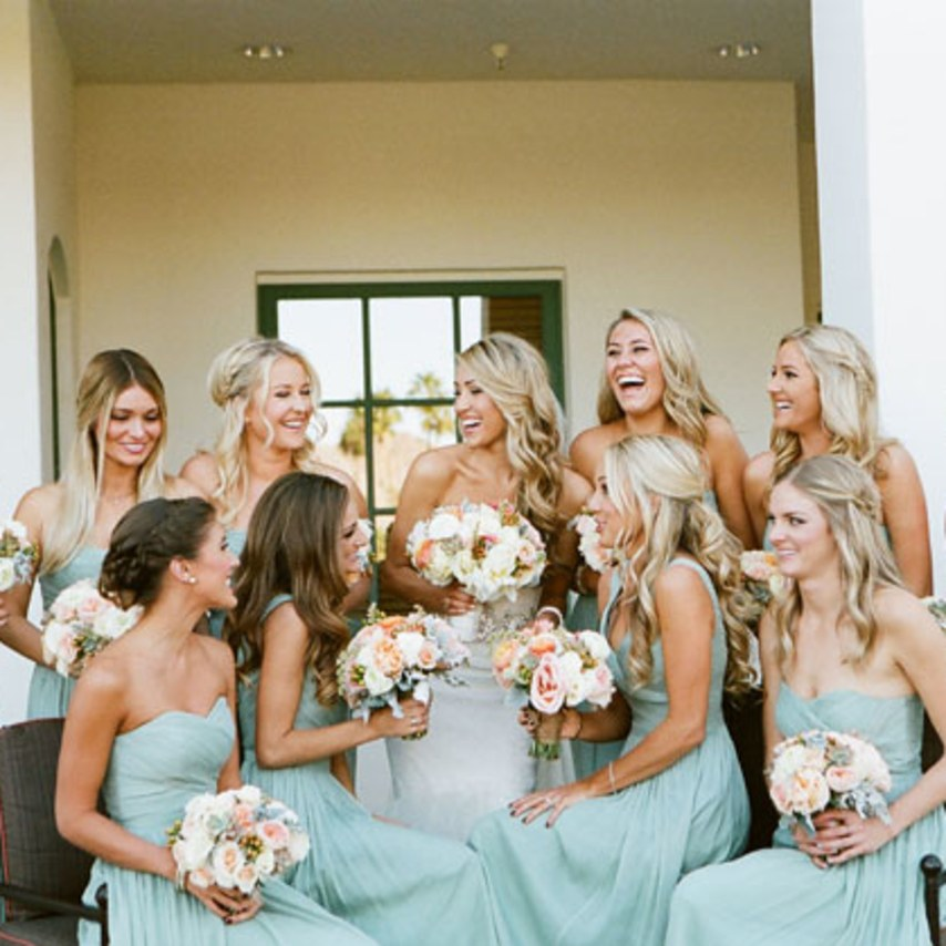 Brides.com - 8 Moves to being a better bridesmaid