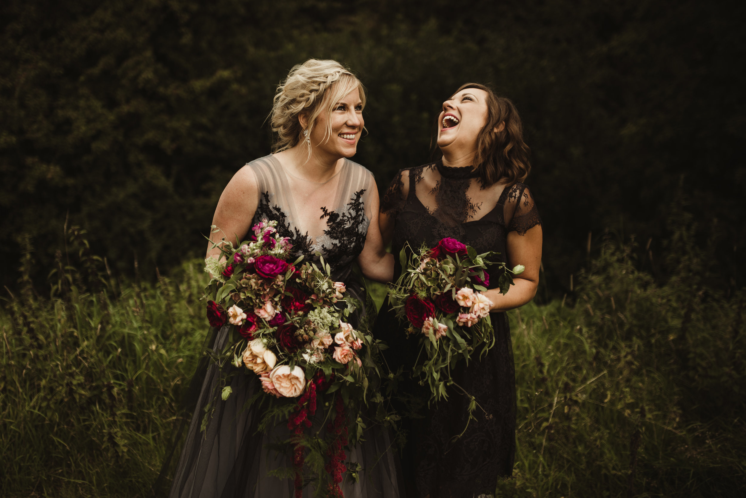 Rayna and Beth - lunasa events