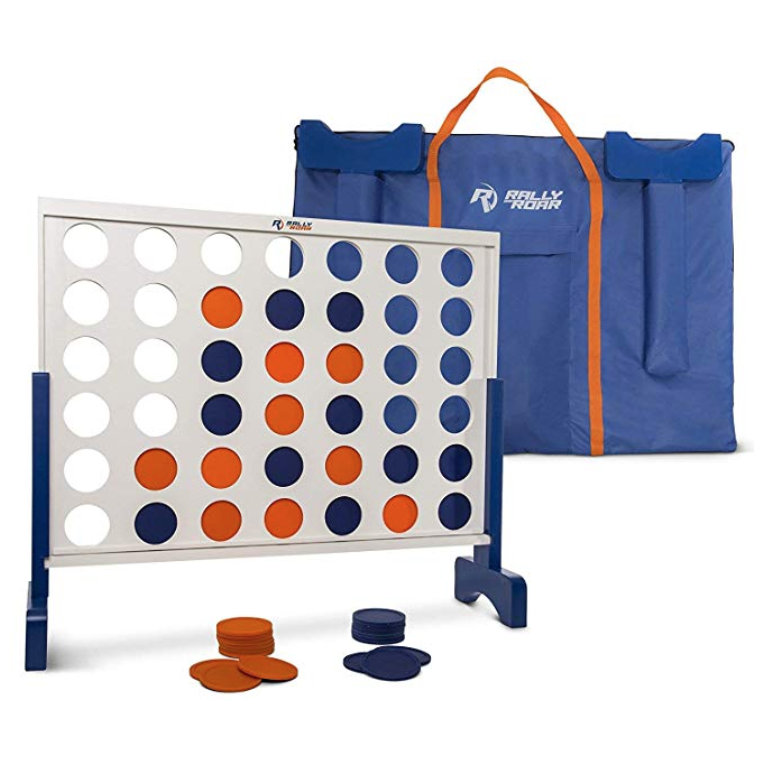 4' GIANT CONNECT FOUR (QTY 1)