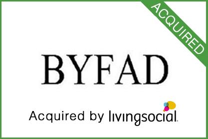 Sold to  Livingsocial     Hospitality industry social commerce platform