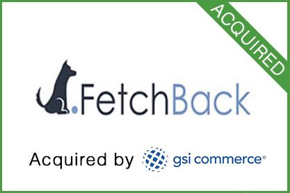 Sold to  GSI Commerce     Enterprise retargeting