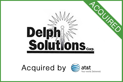 Sold to  AT&T     Canadian telecom services