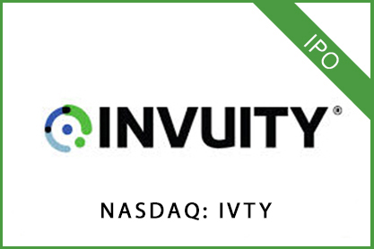 Invuity      Intelligent photonics     NASDAQ: IVTY
