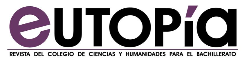 Revista Eutopía número 29 Julio-Diciembre 2018