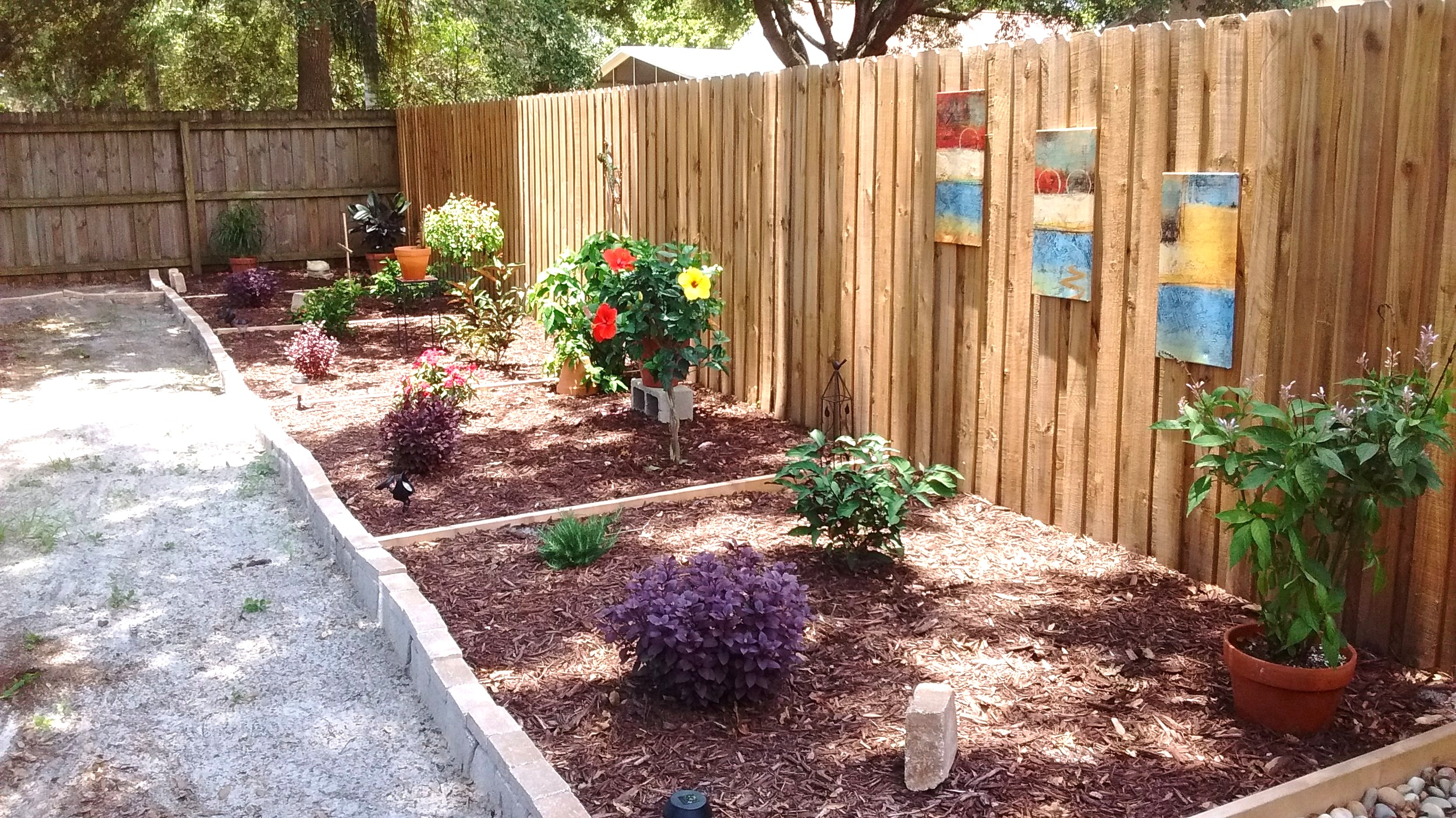 Meditation Garden, Orlando, FL
