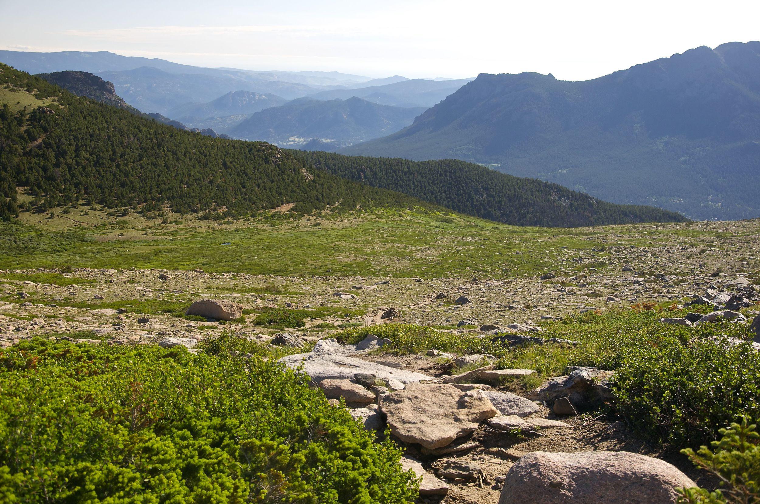 East Long's Peak Trail