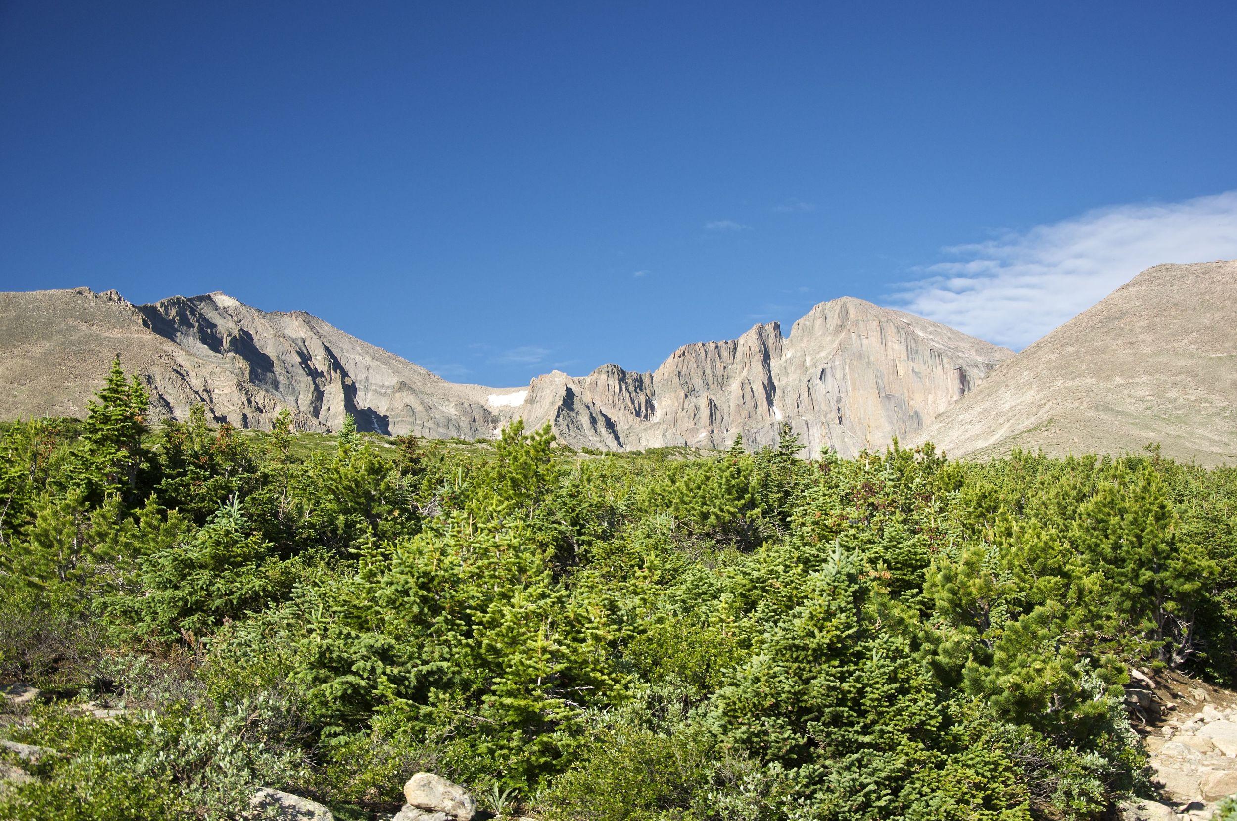 Chasm Lake Trail