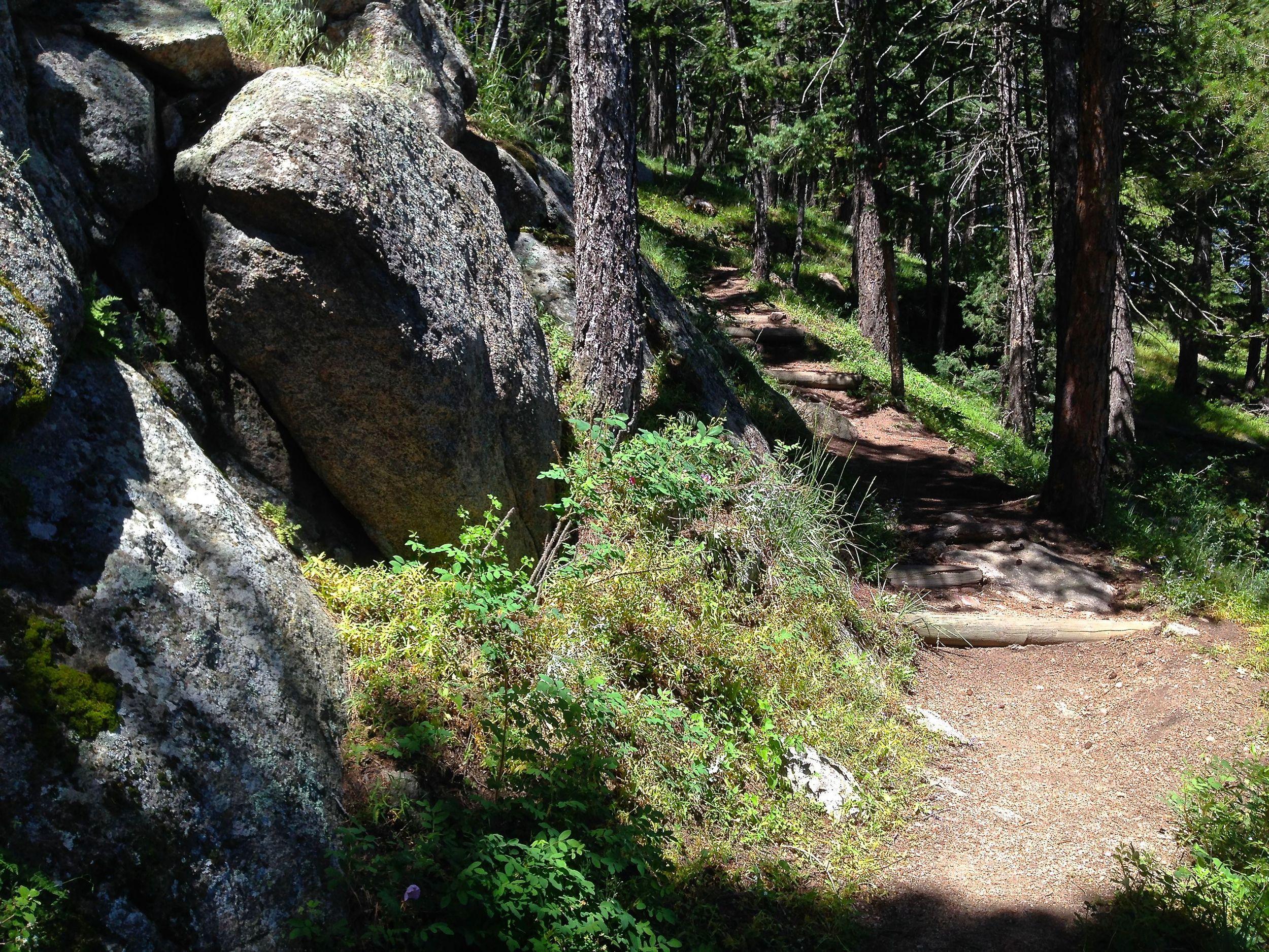 Boy Scout Trail Boulder