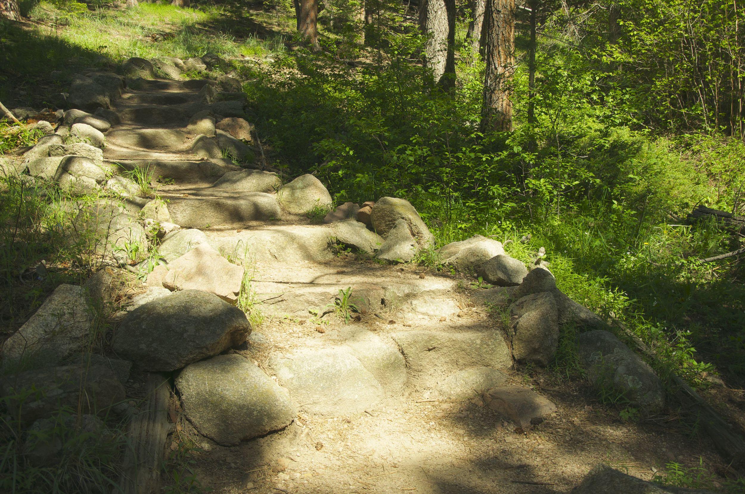 Greenman Trail